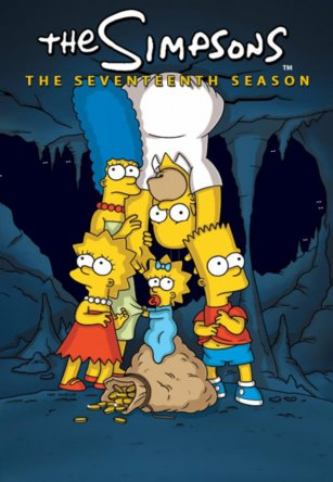 Симпсоны / The Simpsons (Сезон 17) (2005-2006)