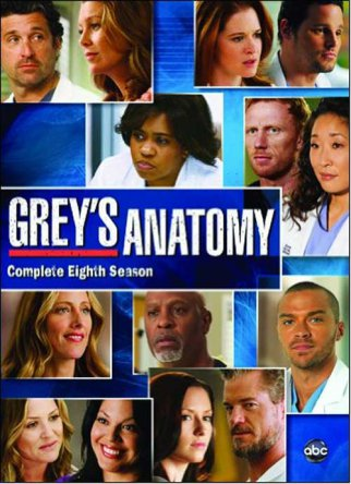 Анатомия Грей / Анатомия страсти / Greys Anatomy (Сезон 8) (2011)