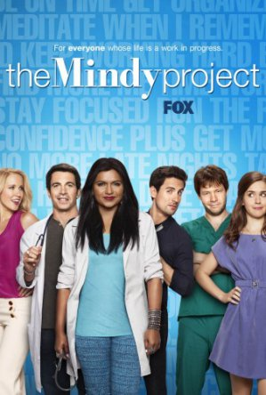 Проект Минди / The Mindy Project (Сезон 1-2) (2012-2013)