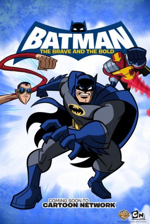 Бэтмен: Отвага и смелость / Batman: The Brave and the Bold (Сезон 1-3) (2008–2011)