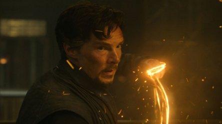 Доктор Стрэндж появился в новом трейлере «Тор: Рагнарек»