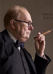 Гэри Олдман отравился никотином на съемках фильма о Черчилле