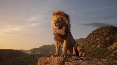 «Король Лев» возглавил американский прокат
