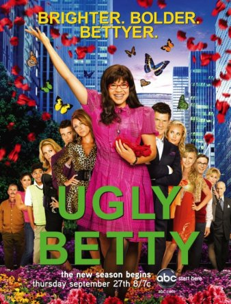 Дурнушка / Ugly Betty (Сезон 1-4) (2006–2010)