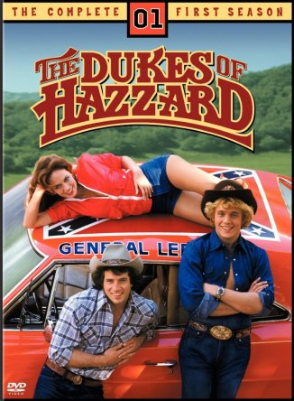 Дюки из Хаззарда / The Dukes of Hazzard (Сезон 1-7) (1979–1985)