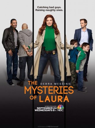 Тайны Лауры The / Mysteries of Laura (2014)