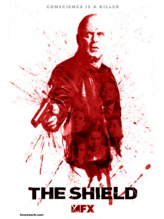 Щит / The Shield (Сезон 1-7) (2002-2008)