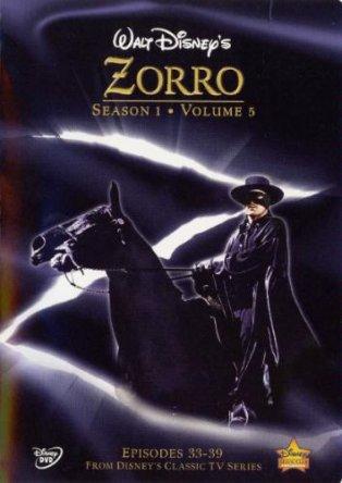 Зорро / Zorro (Сезон 1-3) (1957–1959)