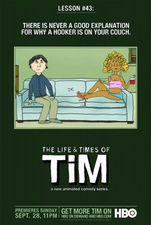 Жизнь и приключения Тима / The Life & Times of Tim (Сезон 1-2) (2008-2012)