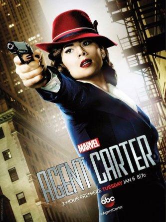 Агент Картер / Agent Carter (Сезон 1) (2015)
