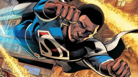 Майкл Б. Джордан работает над собственным мини-сериалом о темнокожем Супермене